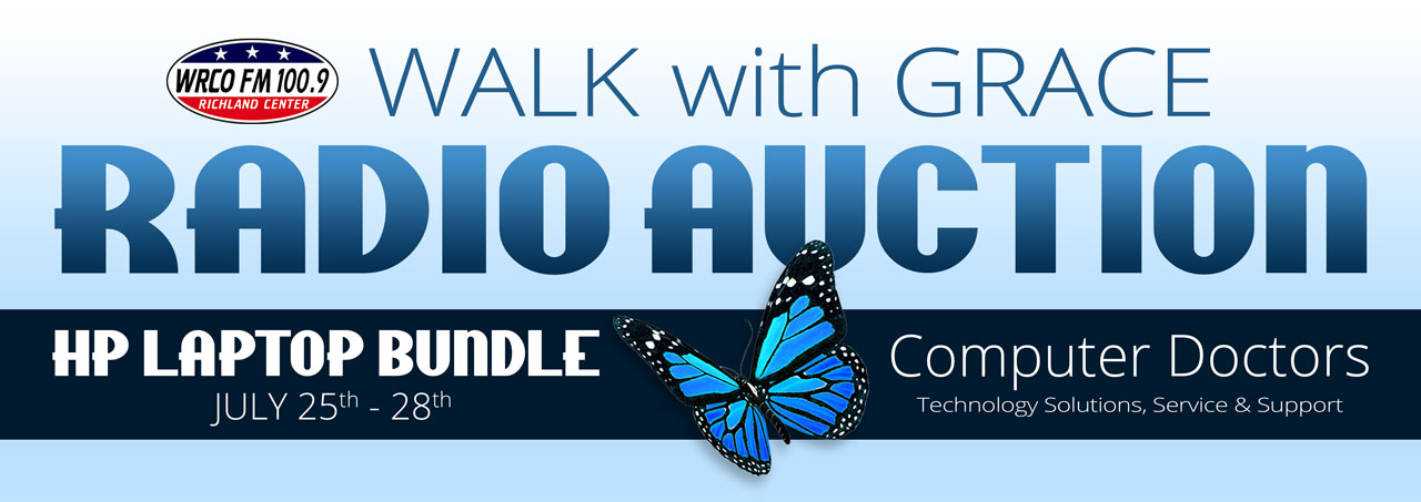 2016 WRCO Walk with Grace Radio Auction